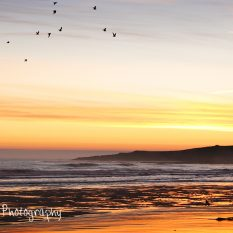 Embleton Bay sunrise